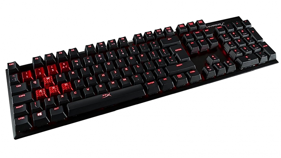 Best compact gaming keyboard runner-up - HyperX Alloy FPS