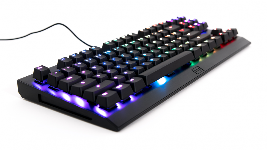Best compact gaming keyboard runner-up - Wooting One Analogue Keyboard