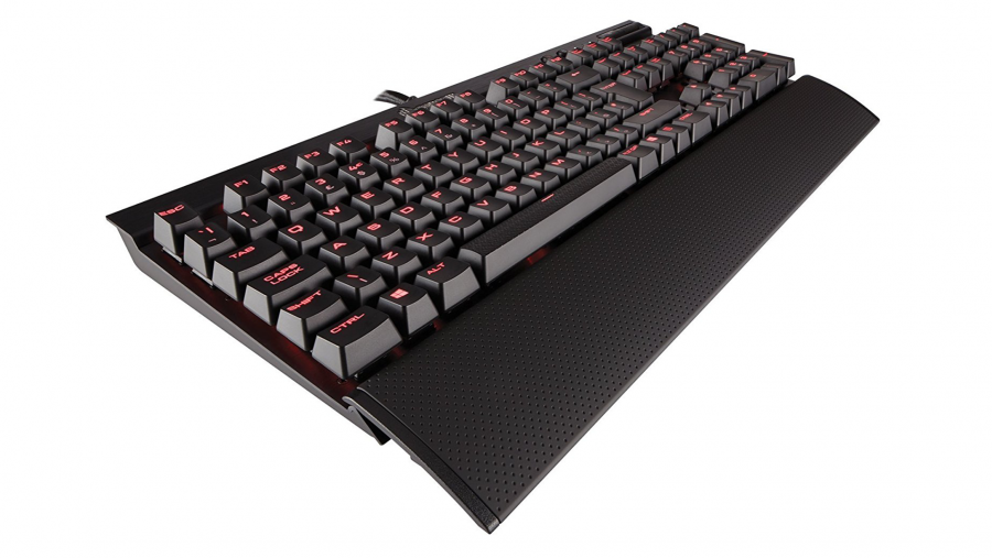 Best gaming keyboard - Corsair K70 Rapidfire