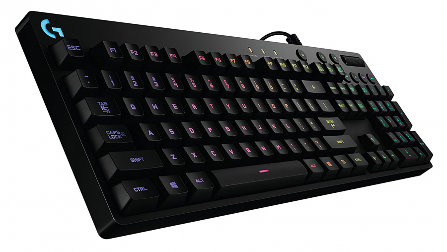 Best gaming keyboard runner-up - Logitech G810