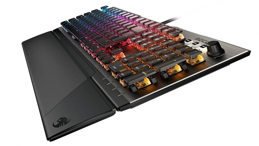 Best gaming keyboard runner-up - Roccat Vulcan 120
