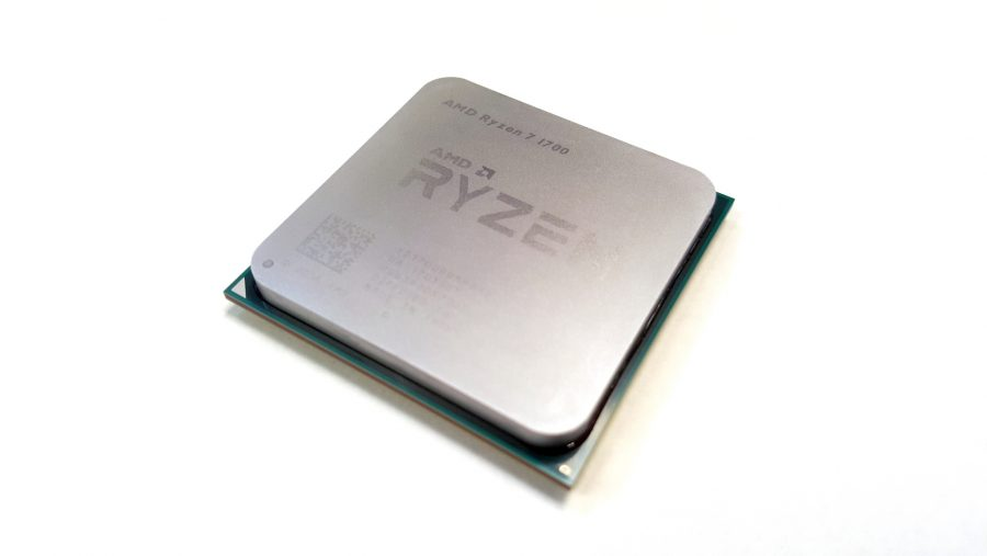 Best high-end CPU for gaming runner-up - AMD Ryzen 7 1700