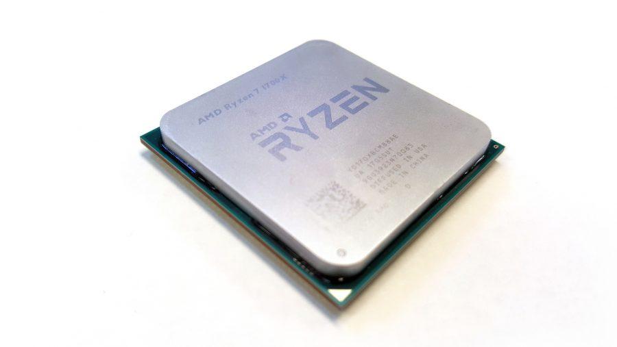 Best high-end CPU for gaming runner-up - AMD Ryzen 7 1700X