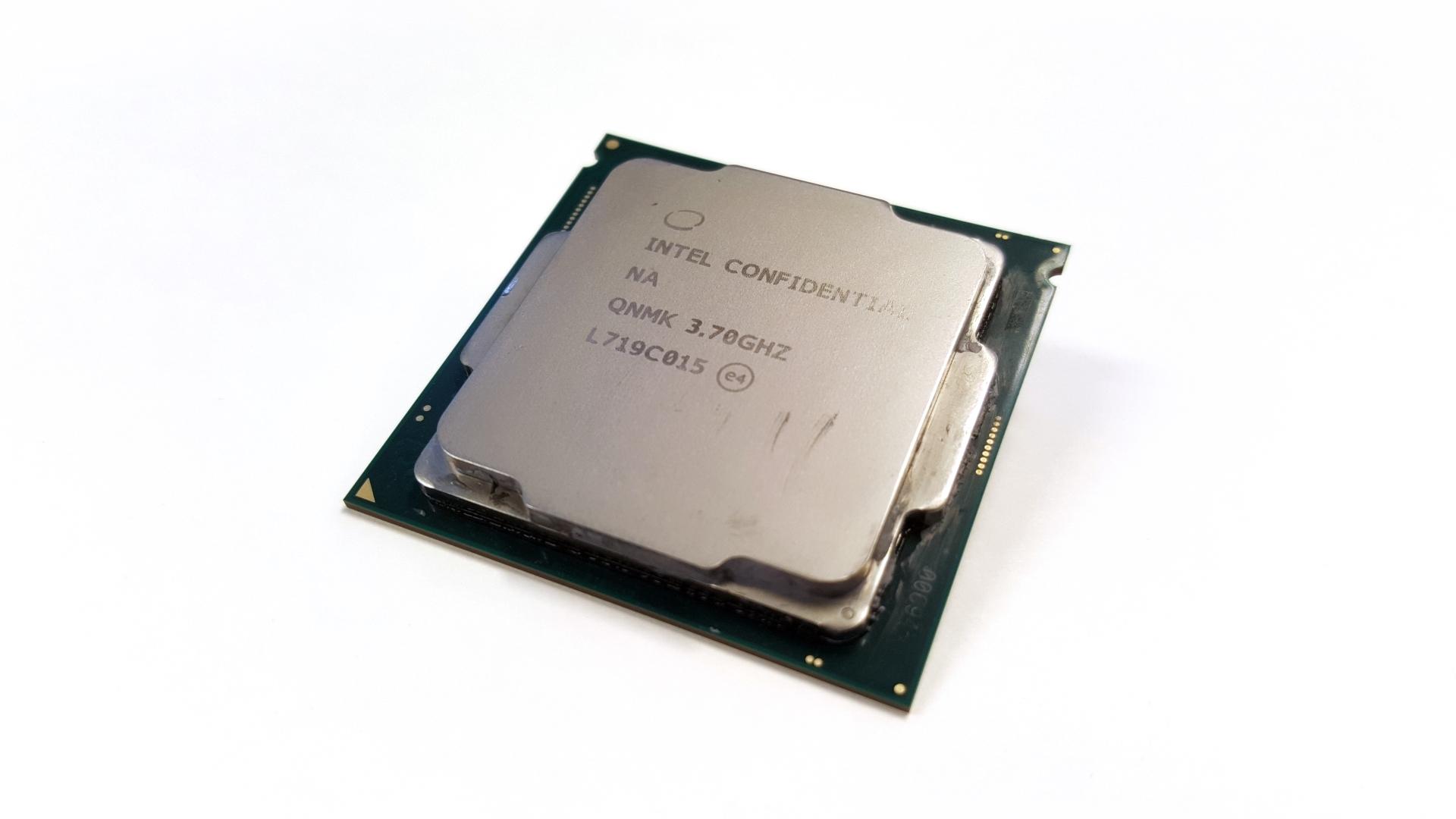 Intel Core i7 8700K review