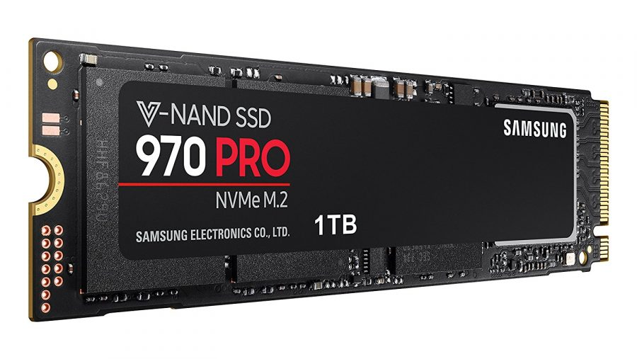 Best high-end SSD for gaming - Samsung 970 Pro 1TB