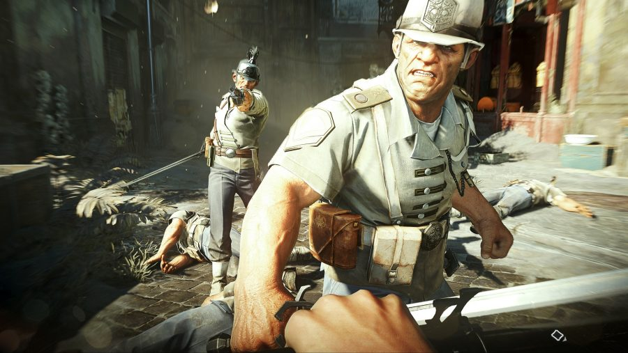 Best stealth games - Dishonored 2
