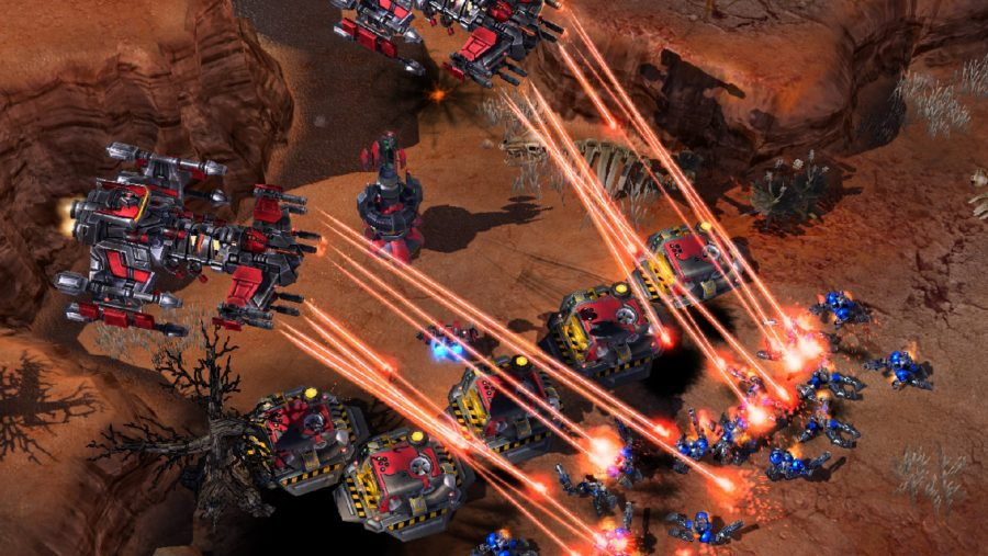 Best strategy games StarCraft 2 900x507 - The best strategy games on PC in 2021