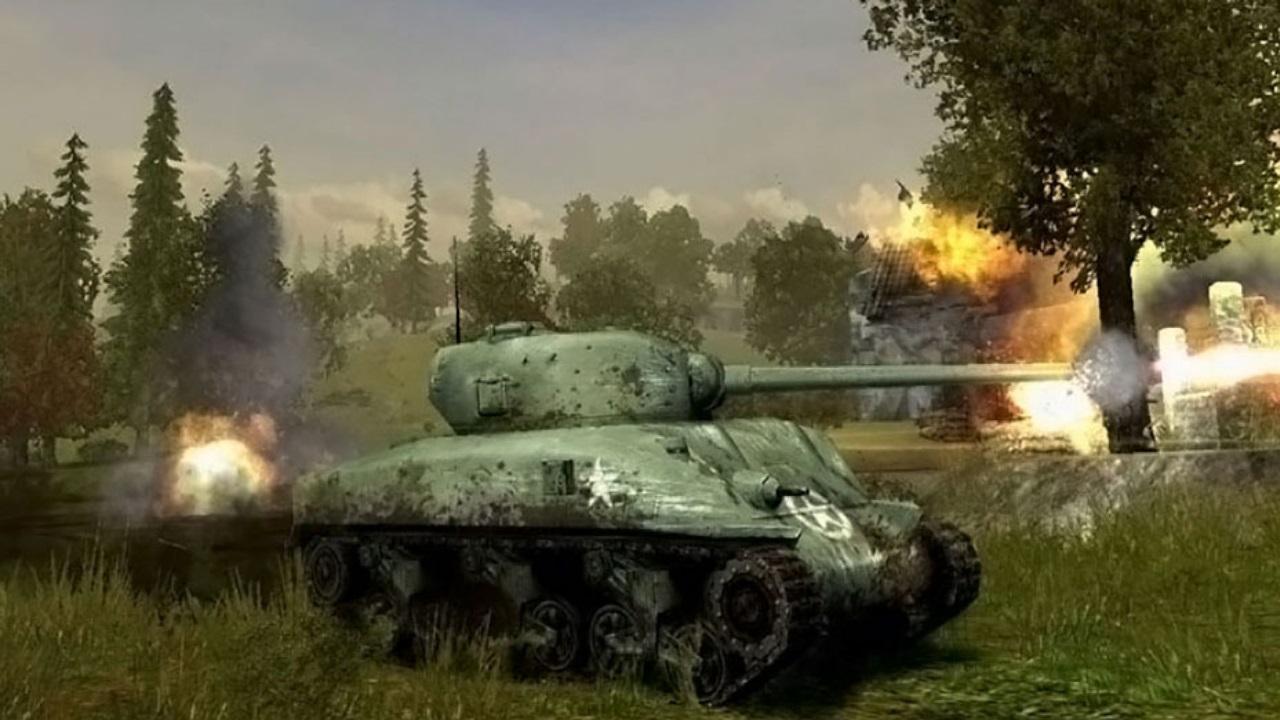 Tanks Game Free