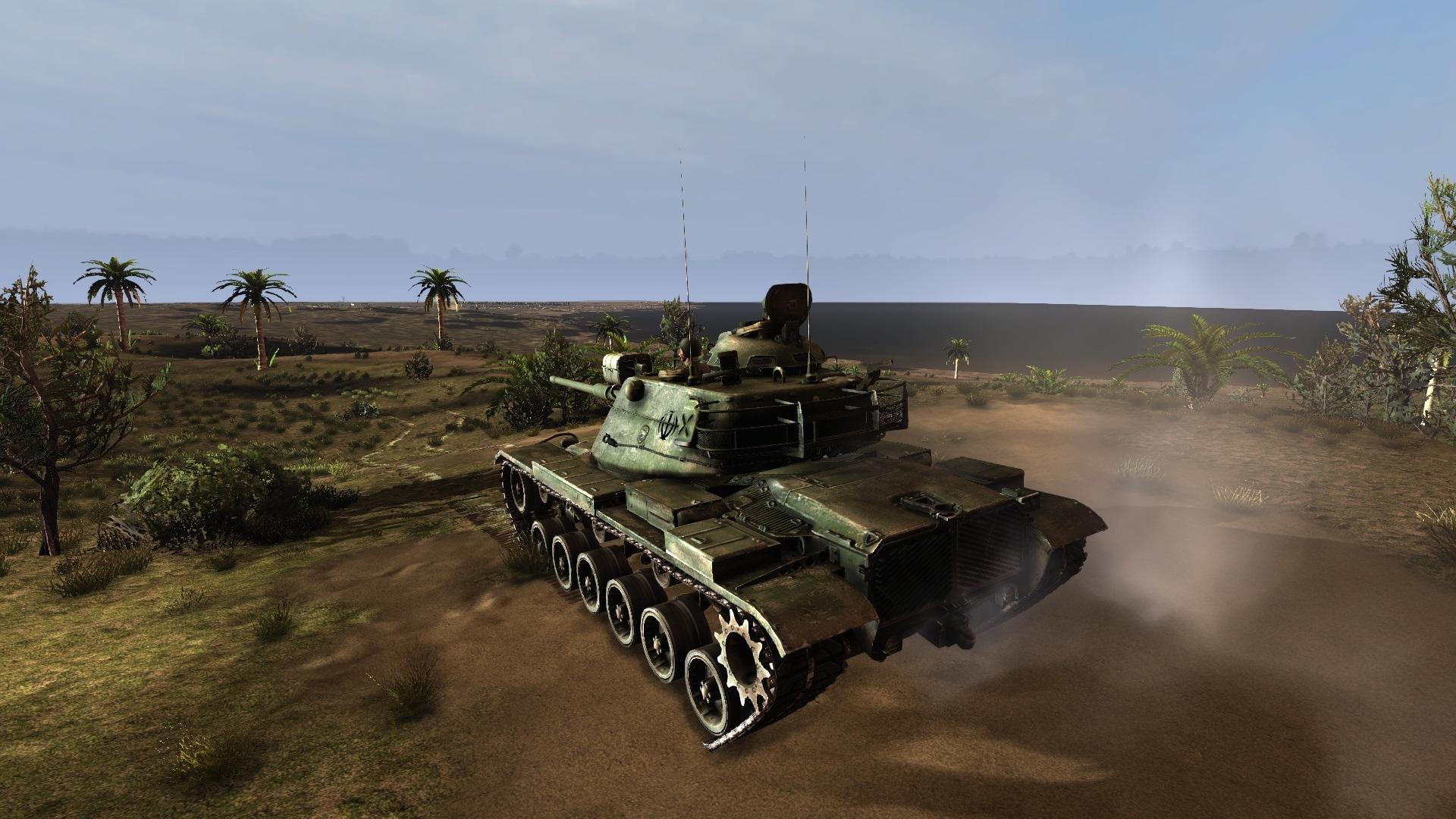 Tank Games