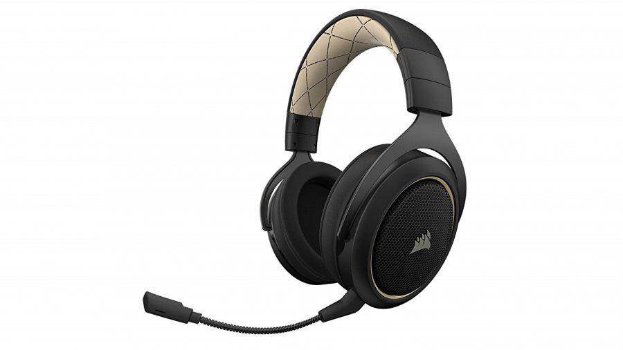Best wireless headset runner-up - Corsair HS70