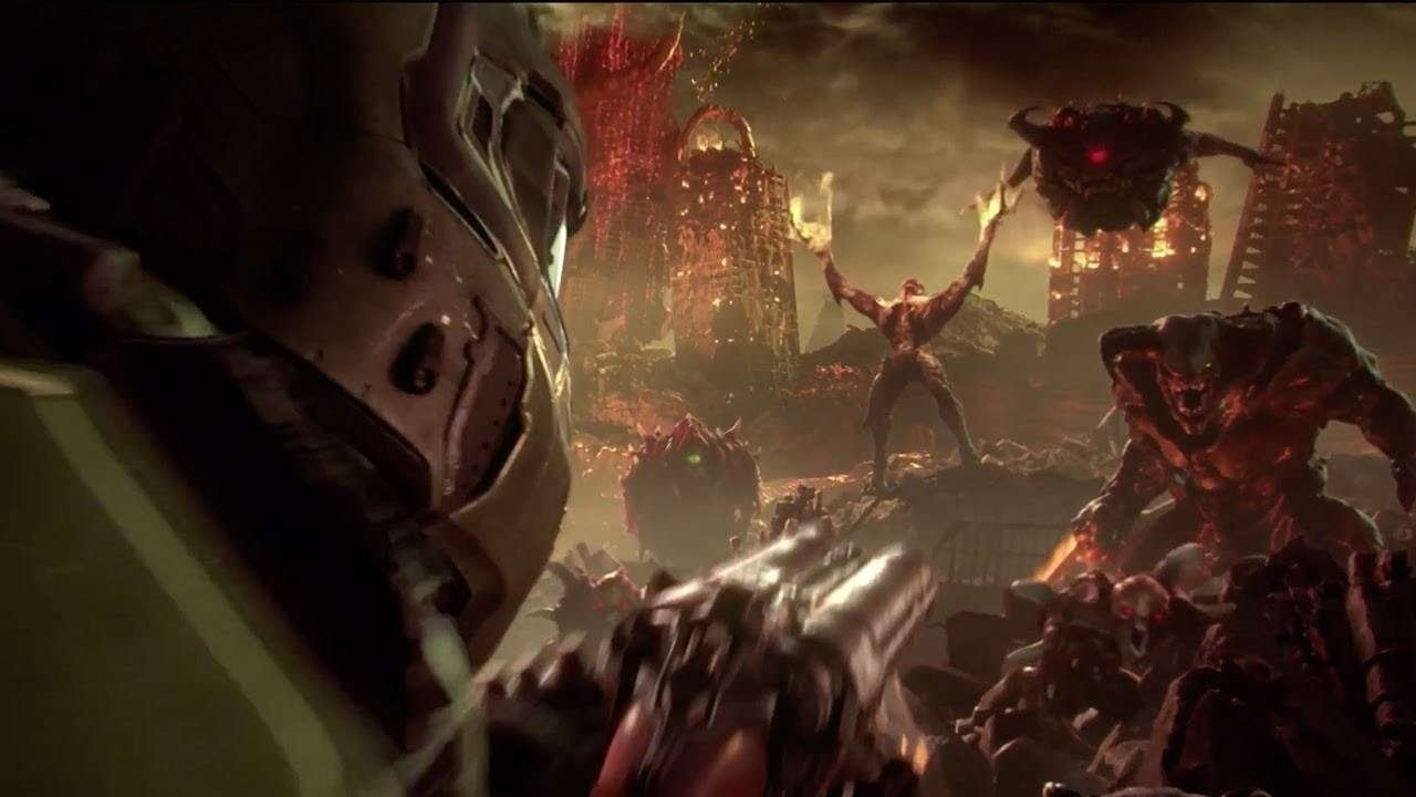 DOOM Eternal Will Feature Traditional Multiplayer