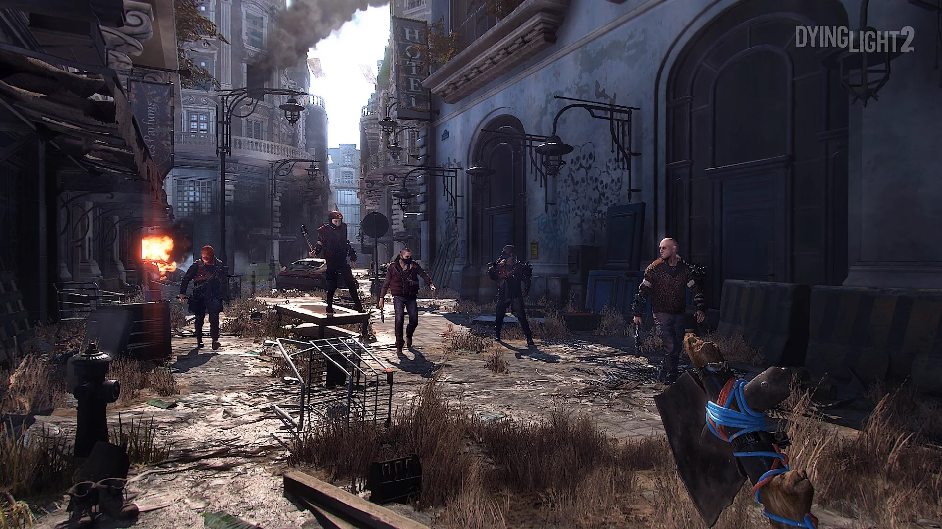 Dying light: the following review gamespot.