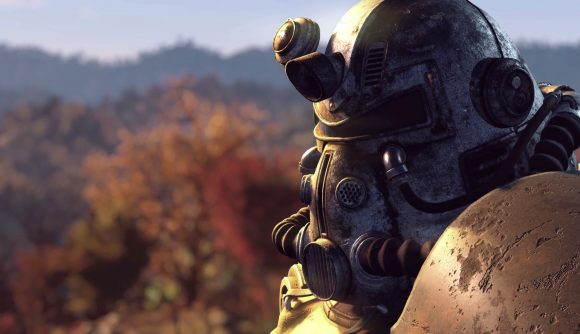 Fallout 76 power armour