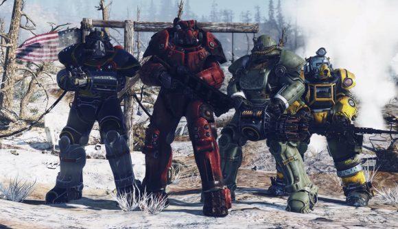 Fallout 76 squad