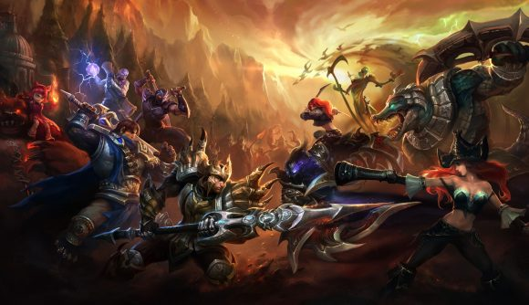 Free PC games - League of Legends