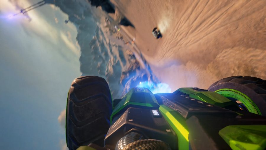 Making it in Unreal: how Grip's giant RC cars drive on the