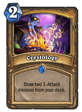 Hearthstone Boomsday Project - Crystology