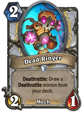 Hearthstone Boomsday Project - Dead Ringer