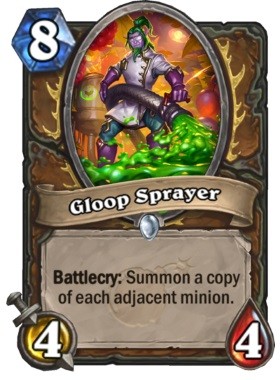 Hearthstone Boomsday Project - Gloop Sprayer