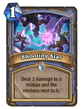 Hearthstone Boomsday Project - Shooting Star