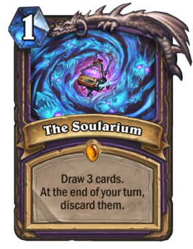 Hearthstone Boomsday Project - The Soularium