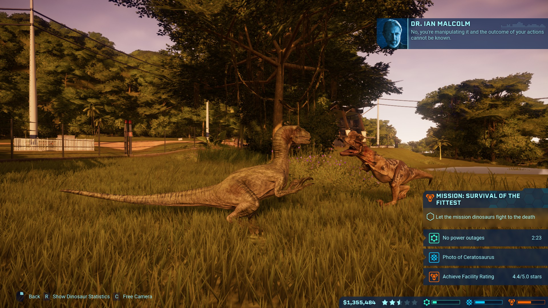 Jurassic World Evolution guide – how to manage enclosures so