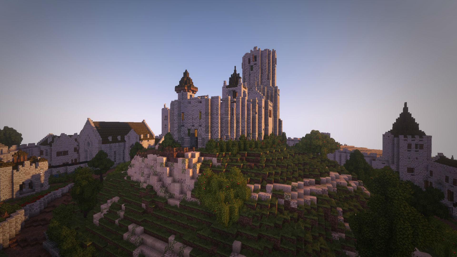 The Best Minecraft Servers Pcgamesn