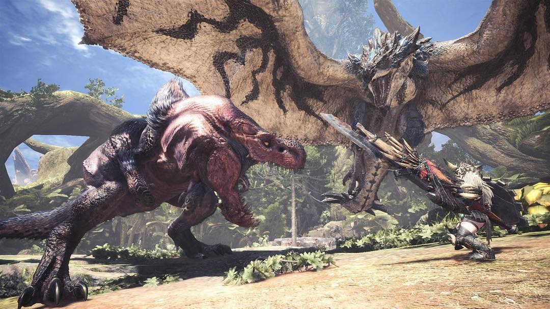 Why a visit to Monster Hunter: World should be your videogame summer vacation