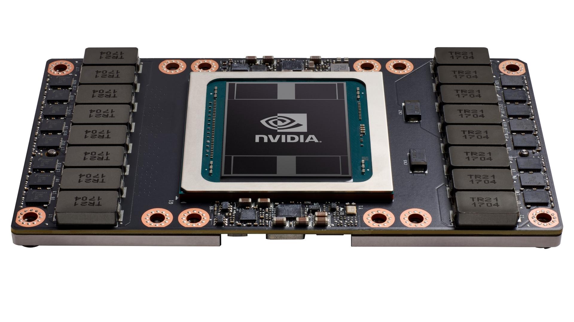 Nvidia Volta GPU release date