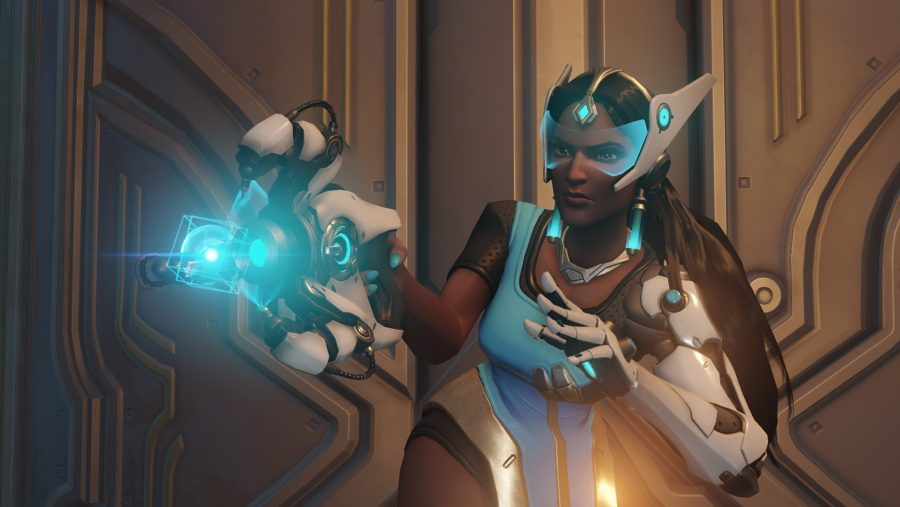 Overwatch characters - Symmetra