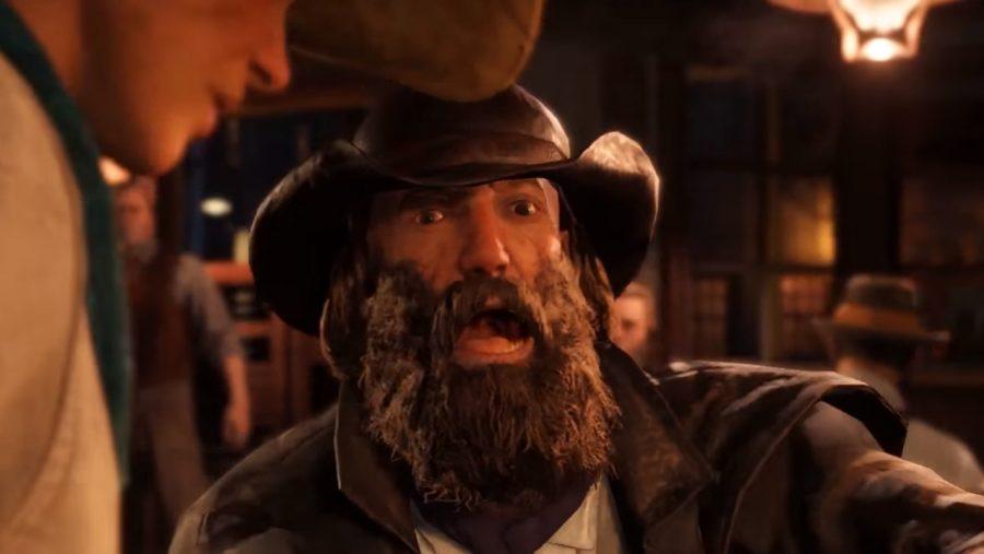 Red Dead Redemption 2 Bill Williamson