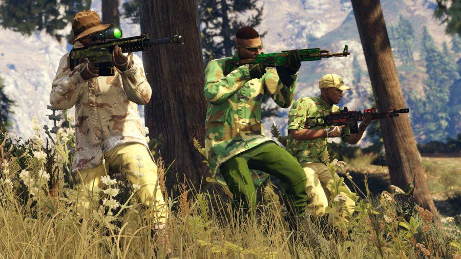 Sandbox games - Grand Theft Auto V