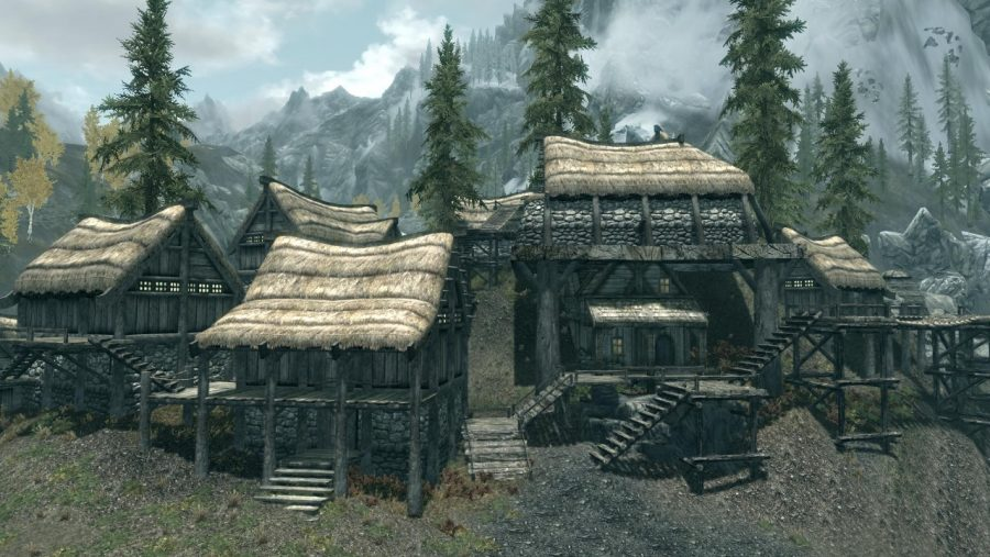 Skyrim mods - Become a Lord