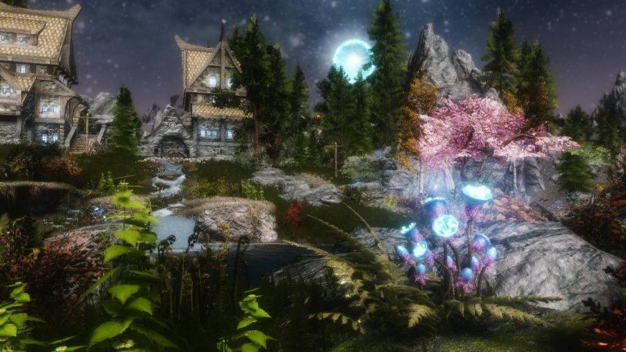 Skyrim mods - Dreamborne