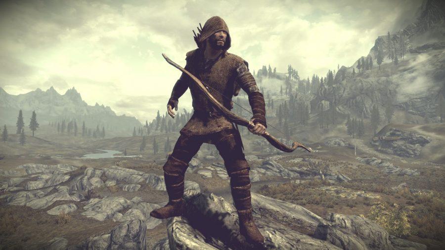 Skyrim mods - Hunting
