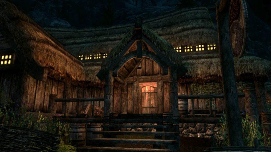 Skyrim mods - Lanterns of Skyrim