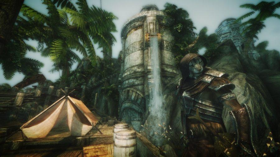 Skyrim mods - Moonpath to Elsweyr