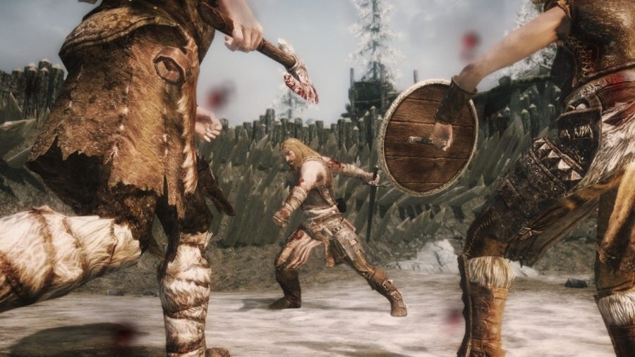 Skyrim mods - Pit Fighters