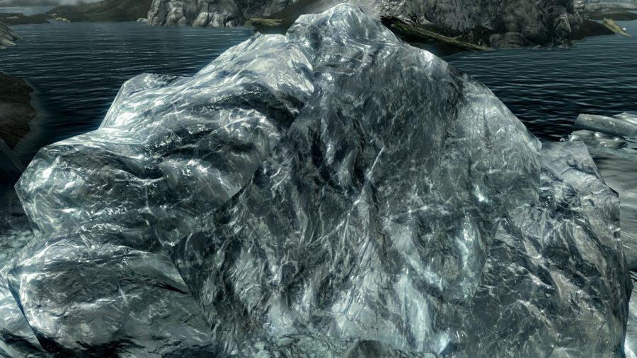 Skyrim mods - Real Glaciers