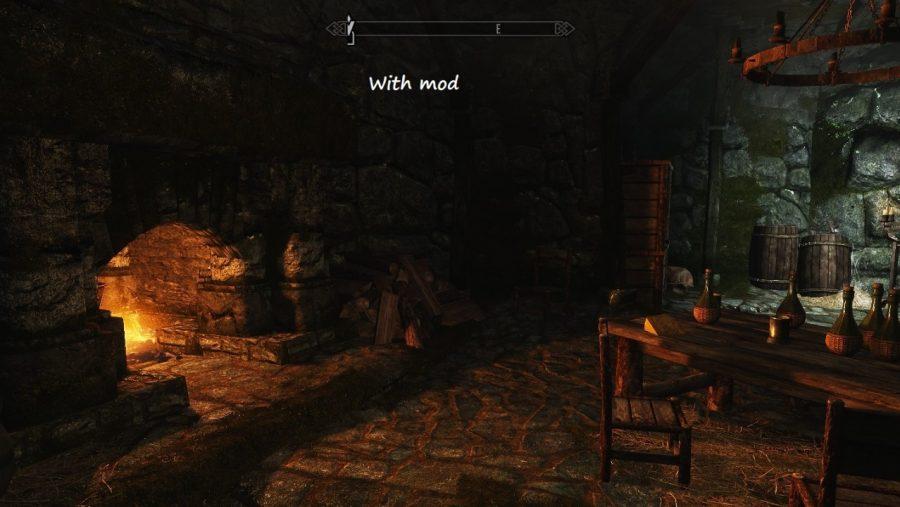 Skyrim mods - Relighting Skyrim
