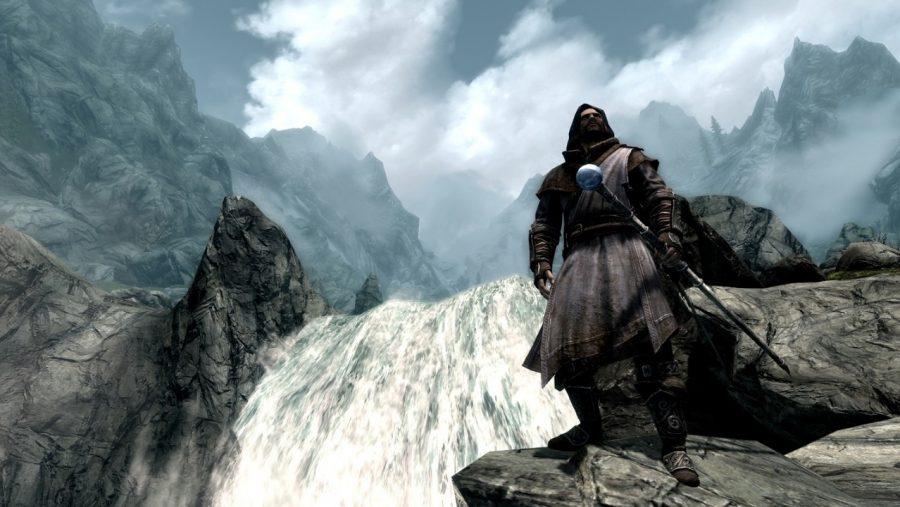 Skyrim mods - Staves of Skyrim