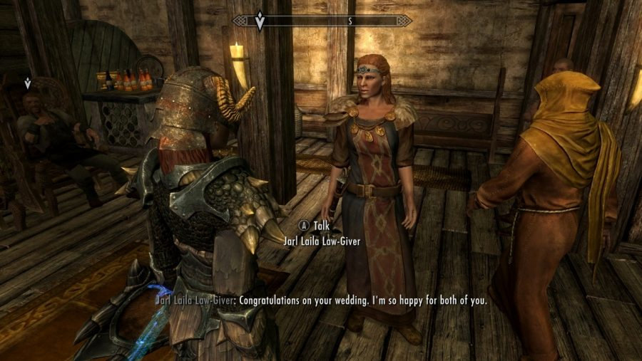 Skyrim mods - To Have and to Hold