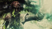 Skyrim mods - Wrath of Nature