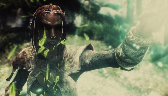 Skyrim mods - Wrath of Nature