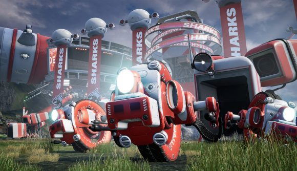 Switchblade Unreal Engine 4
