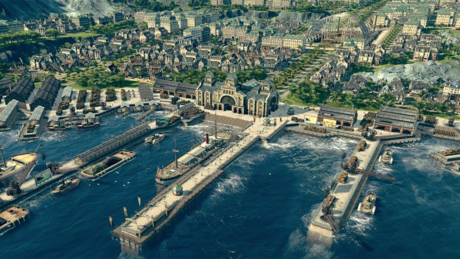 Upcoming PC games - Anno 1800