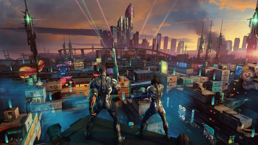 Upcoming PC games - Crackdown 3