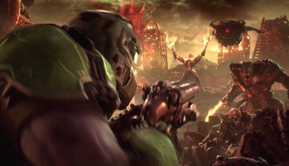 Upcoming PC games - Doom Eternal
