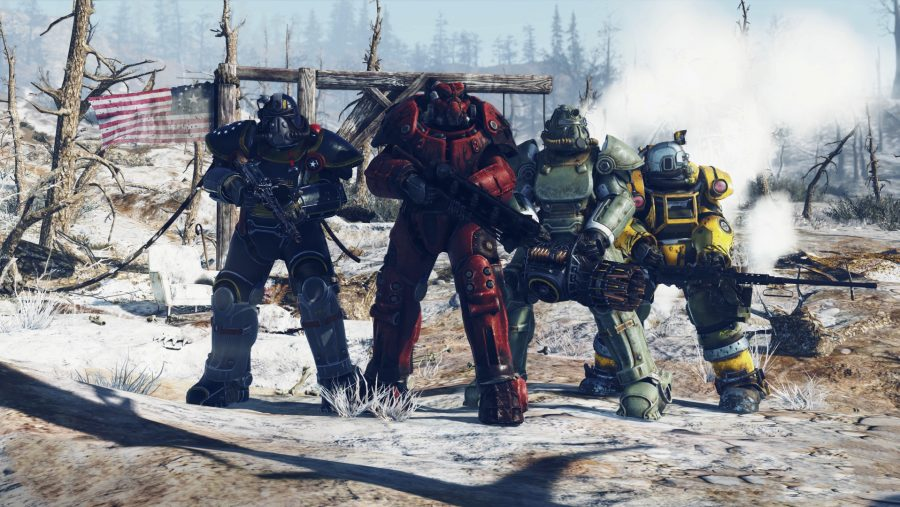 Upcoming PC games - Fallout 76