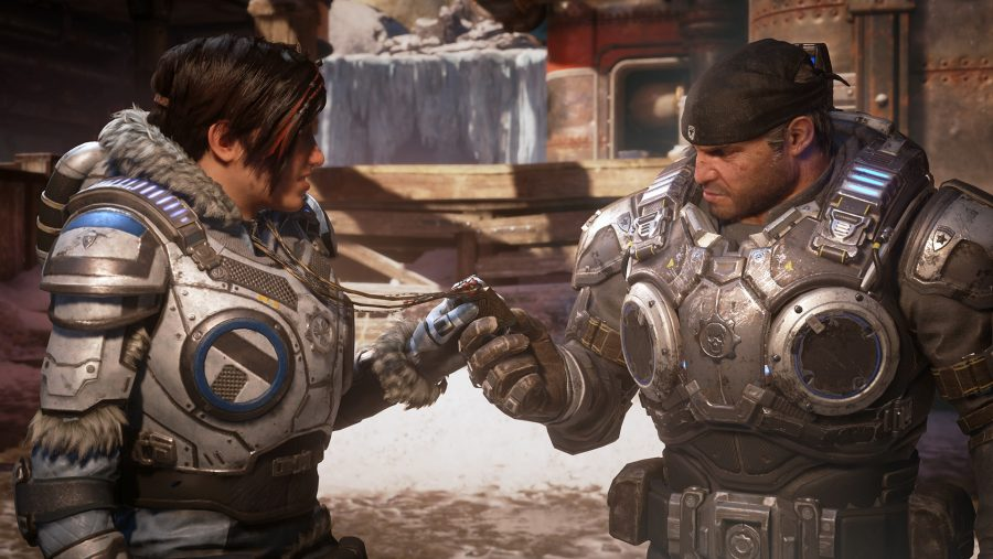 Upcoming PC games - Gears 5